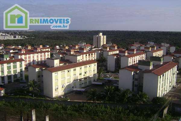Apartamento no Guaira I em Nova-Parnamirim 52 m2