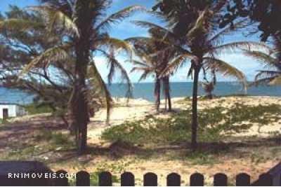 Propriedade beira-mar em Maxaranguape