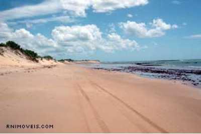 Terreno beira-mar em Touros