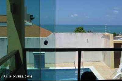 Vista do mar a partir da sala