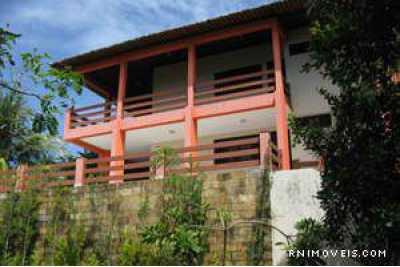 Casa em Pirangi com vista para o mar