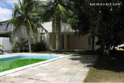 Casa triplex de luxo em Capim Macio
