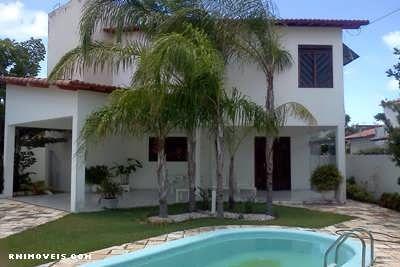 Casa duplex em Capim Macio