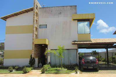 Casa Duplex em Condominio Fechado
