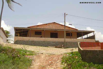 Casa na praia de Zumbi