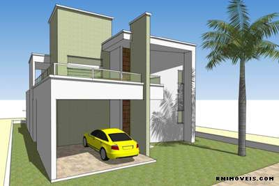 Casa Duplex no Parque Morumbi 268 m2