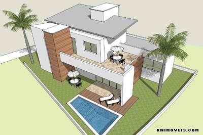 Casa Duplex no Parque Morumbi 246 m2