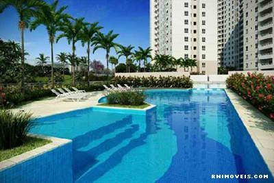 Vita Residencial Clube - piscinas