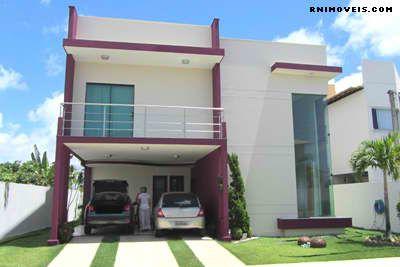 Casa duplex no Green Club 317 m2