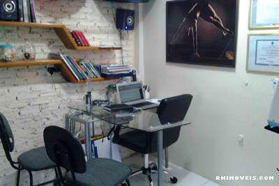 Escritório e studio pilates