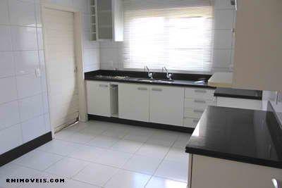 Cozinha do piso térreo