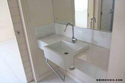 Banheiro das semi-suites