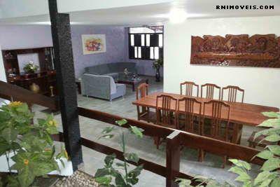 Sala com vários ambientes