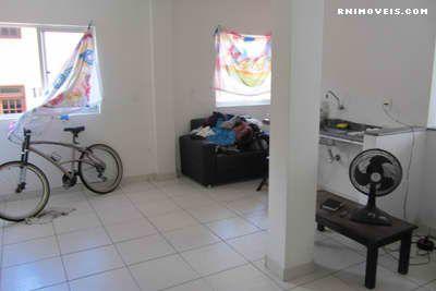 Apartamento no primeiro piso
