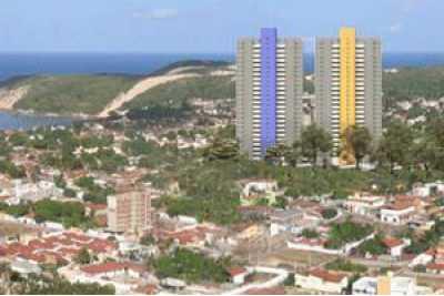 Localizado no bairro Ponta Negra
