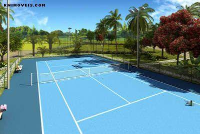 Quadra de ténis