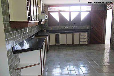Cozinha bem grande