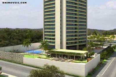 Aluga-se apartamento em Capim Macio 92 m2