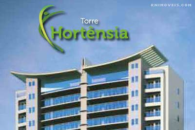 Sports Garden Torre Hortênsia 170 m2 Lagoa Nova