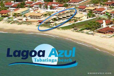 Lagoa Azul Tabatinga Beach
