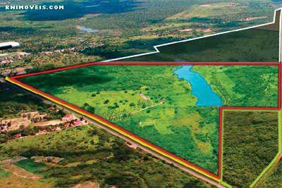 Lagoa do Mato Vila Timbaúba