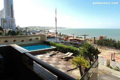 Apartamento para alugar com vista de mar 55 m2