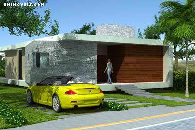 Casa térrea no Veredas do Lago Azul