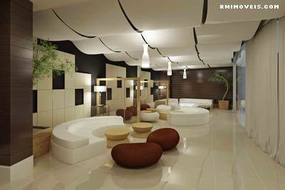 Porto Arena lounge