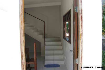 Escada para a suíte