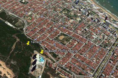 Terreno no Loteamento Ponta Negra 532 m2
