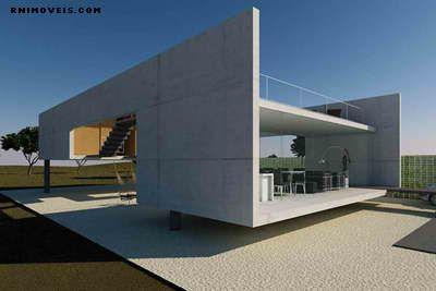 Casa de arquitetura inovadora em Tibau do Sul