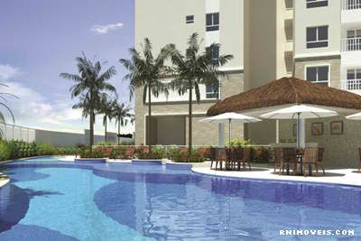 Bar tropical e piscina