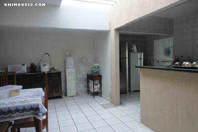 Sala com cozinha