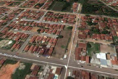 Terreno com projeto no Planalto