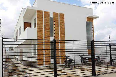 Condomínio de casas duplex em Parnamirim
