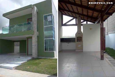 Casa duplex em condomínio 253 m2