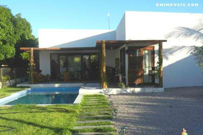 Casa em condomínio na Pipa 160 m2