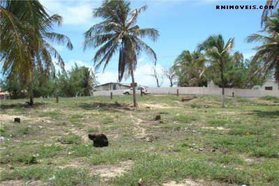 Terreno na Praia de Caraúbas 630 m2