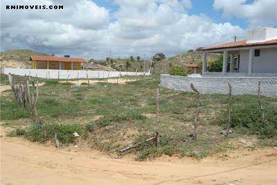 Terreno em Caraúbas 360 m2