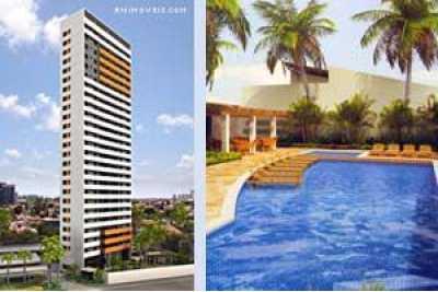 Apartamento Corais de Capim Macio 100 m2