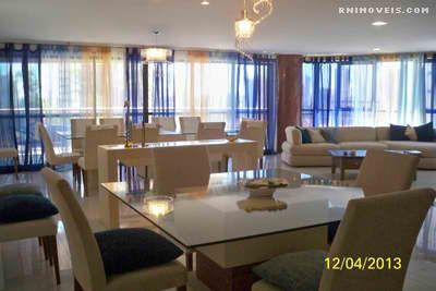 Sala vários ambientes