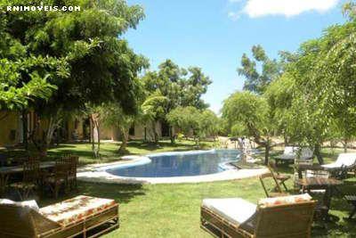 Resort na Lagoa Azul em Pium 5000 m2