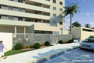 Apartamento Assuncion Gili em Capim Macio 94,85 m²