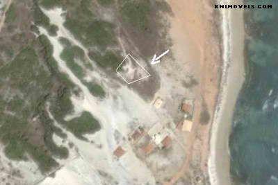 Lotes na praia de Sibaúma