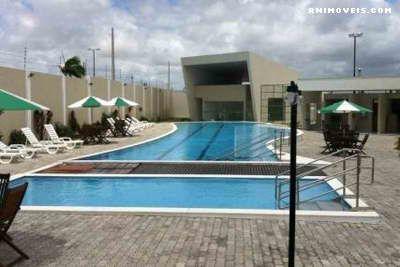 Área de lazer, piscina