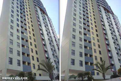 Apartamento em Ponta Negra 59 m2