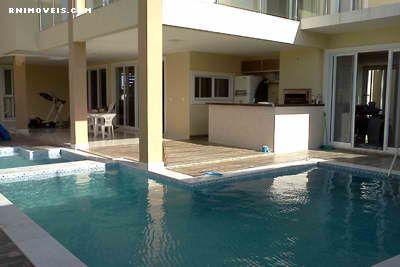Casa triplex de luxo no Alphaville 463 m2