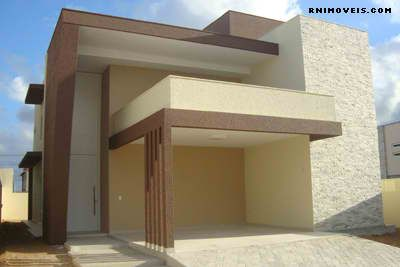 Casa duplex no Green Club 230 m2