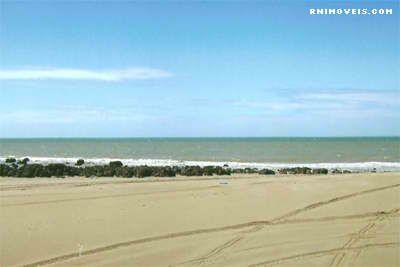 Terreno beira-mar em Maracajaú 600 m2