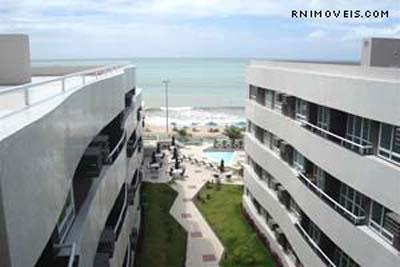 Flat no Ponta Negra Beach 40 m2